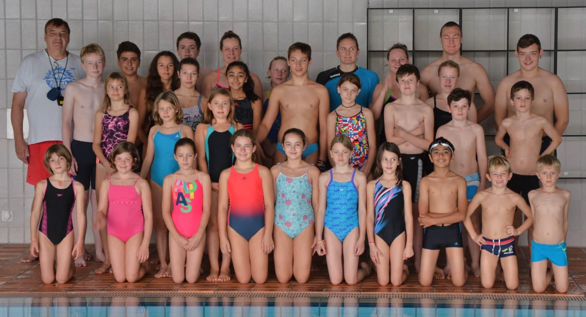 Bericht: Birsfelder Anzeiger über den Schwimmclub Birsfelden