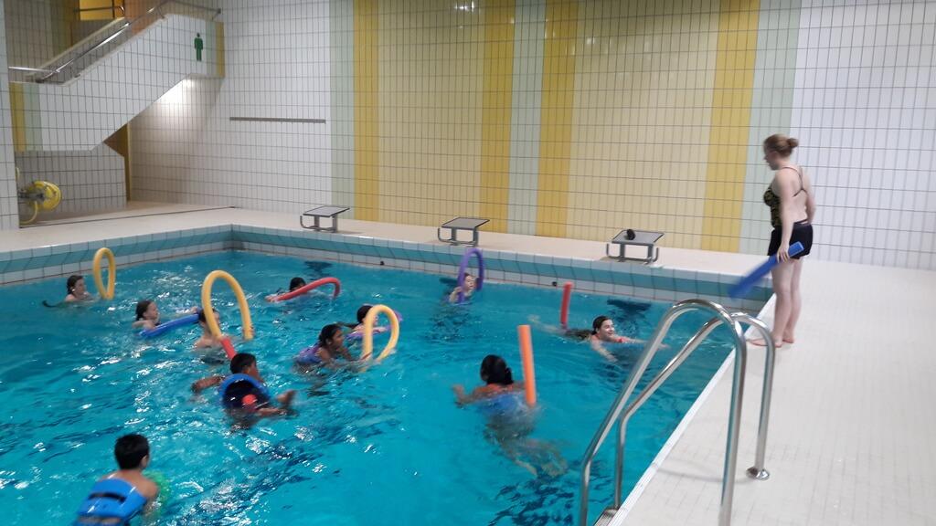 Bericht: Aquafit der Speedys und Kids