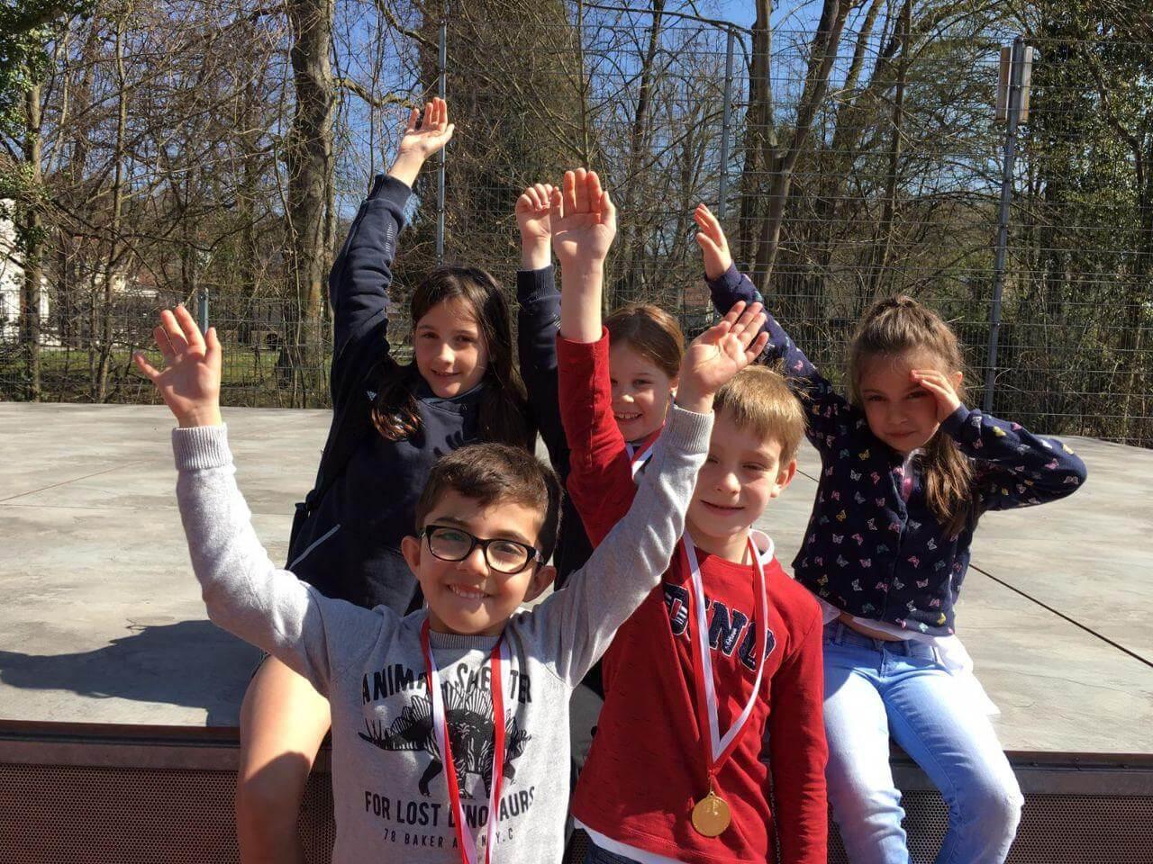 Bericht: Kidsliga und Pokalschwimmen